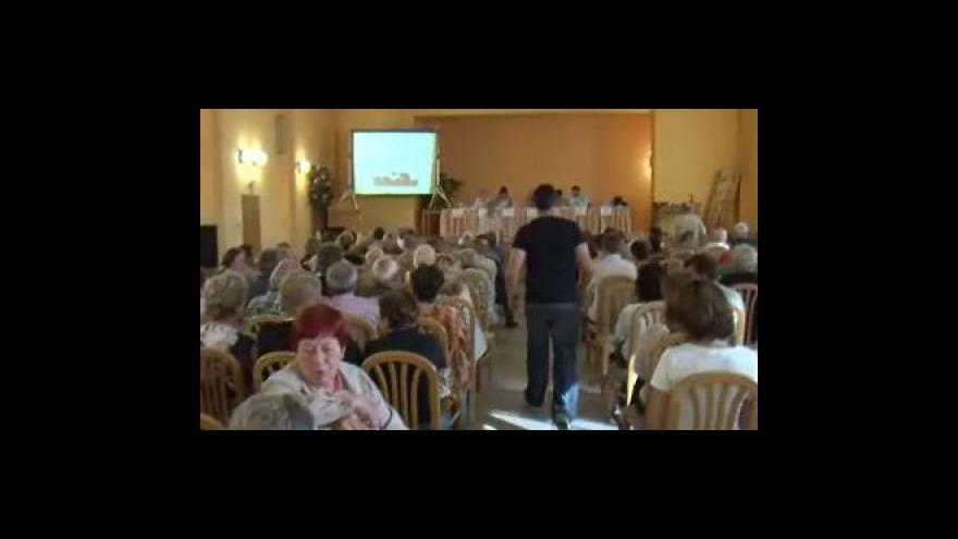 Video Obyvatelé Brna-Jihu diskutovali o odtržení Dolních Heršpic a Přízřenic