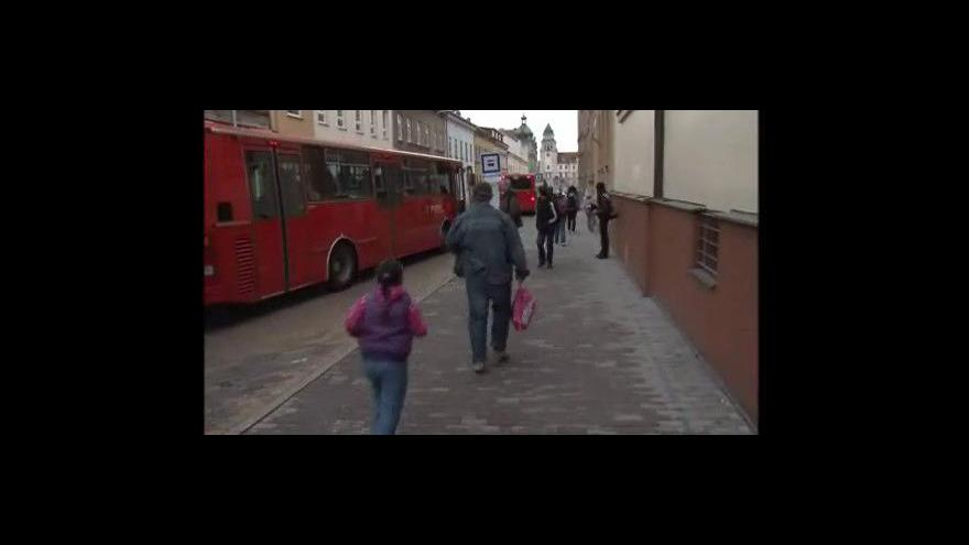Video Reportáž Barbory Telferové ze 17. května 2010