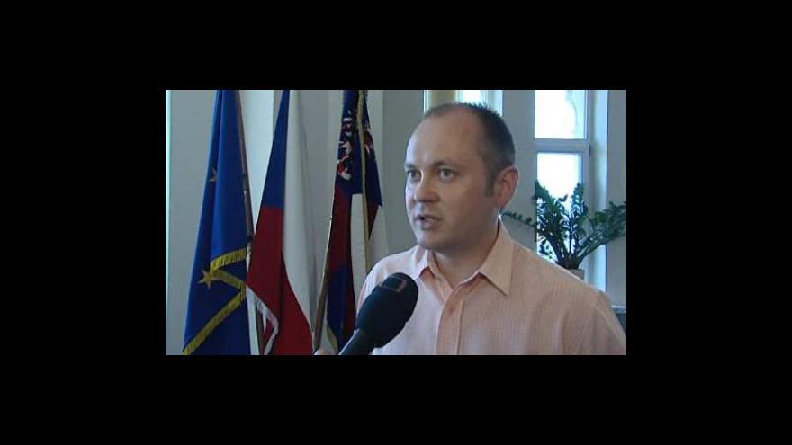 Video Michal Hašek (ČSSD) o možné nové krajské koalici