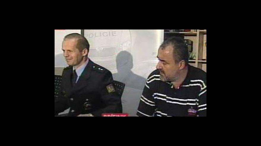 Video Šéf brněnské kriminálky Libor Kachlík popisuje trestný čin