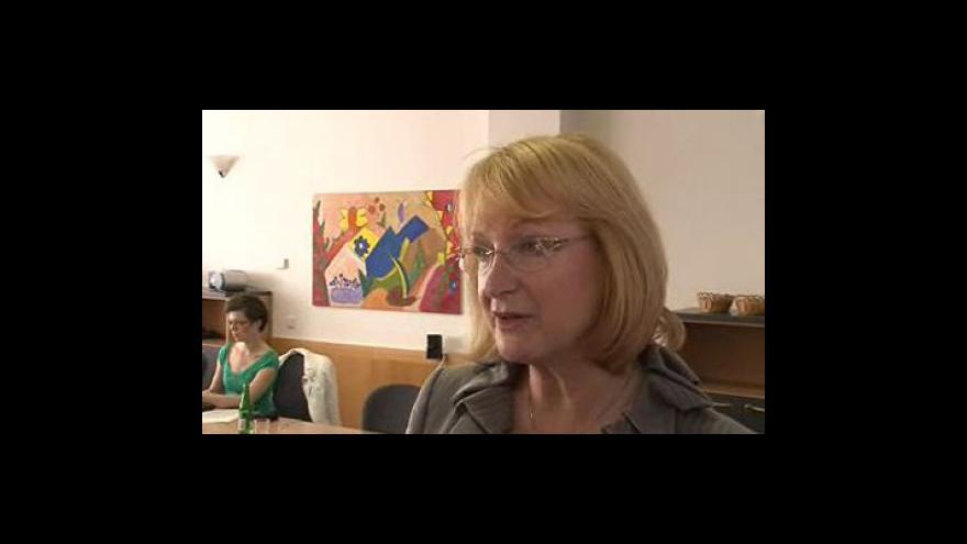 Video Jitka Seitlová, zástupkyně Veřejného ochránce práv