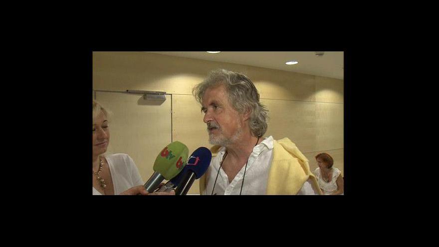 Video Zdeněk Žurman o své zkušenosti s rakovinou prostaty