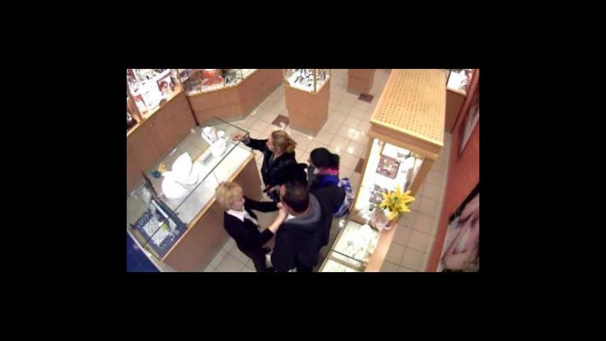 Video Výpověď prodavačky