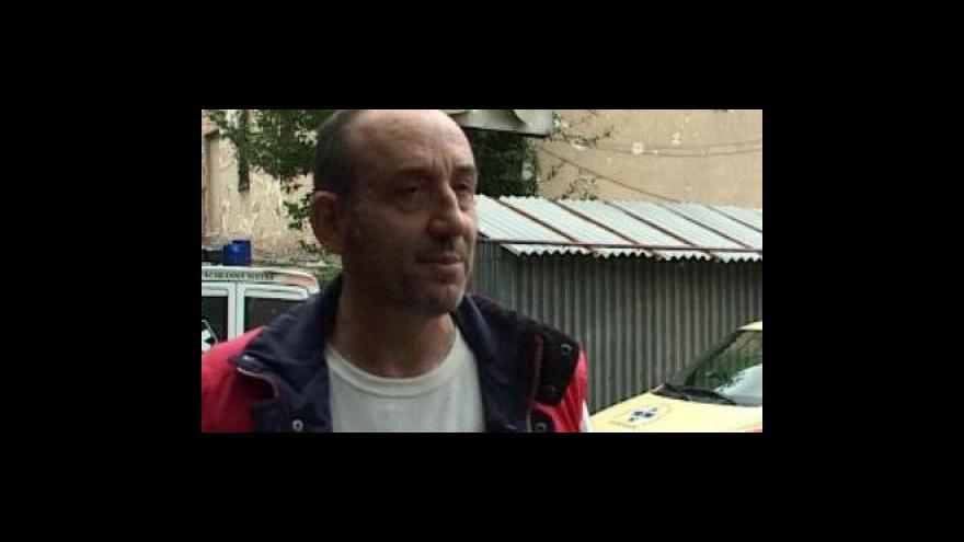 Video Jiří Mucha o Veterinární záchranné službě