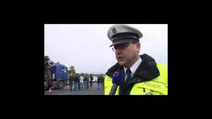 Video Rozhovor s Jindřichem Seckým, Odbor služby dopravní policie