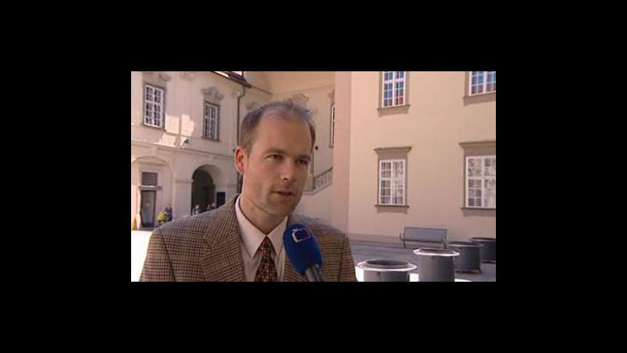 Video Rozhovor s Pavlem Žárou, mluvčím MMB