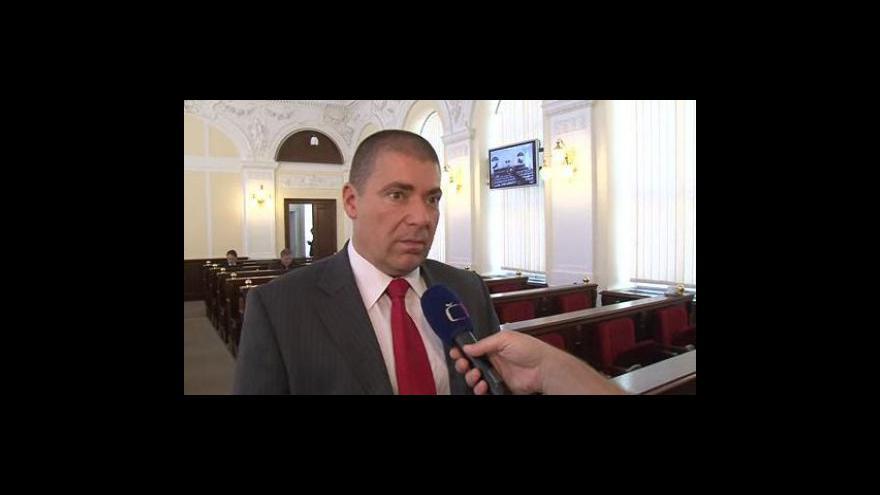 Video Rozhovor s Václem Horákem (KDU-ČSL), zastupitelem JMK