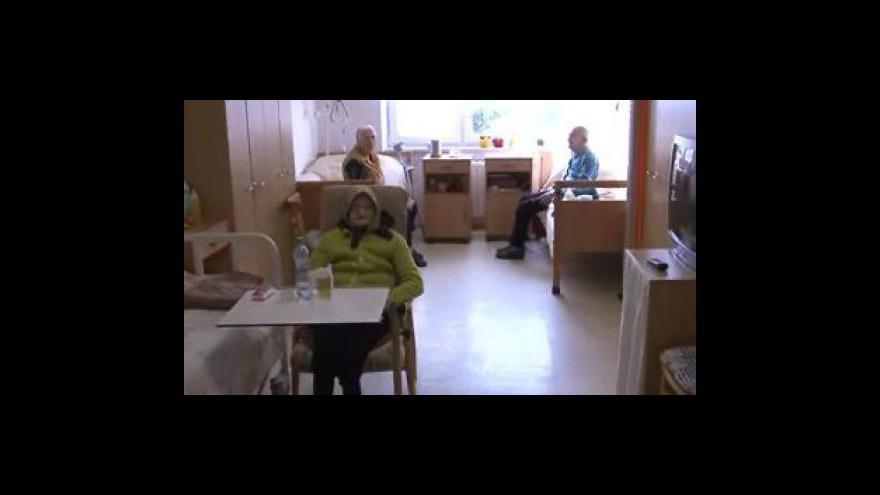 Video Domov důchodců v Kyjově se rozšíří