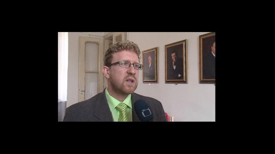 Video Náměstek brněnského primátora Martin Ander (SZ) o nové podobě památníku v Králově Poli