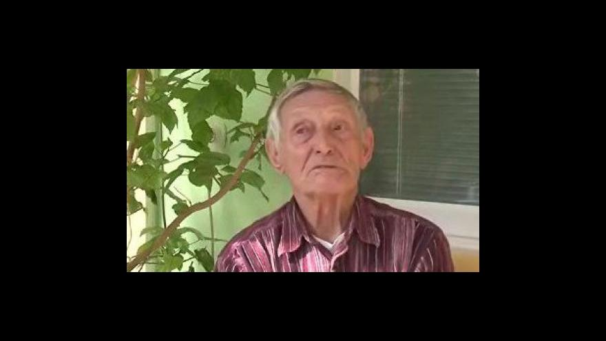 Video Vladimír Hrozný o transportu do gulagu