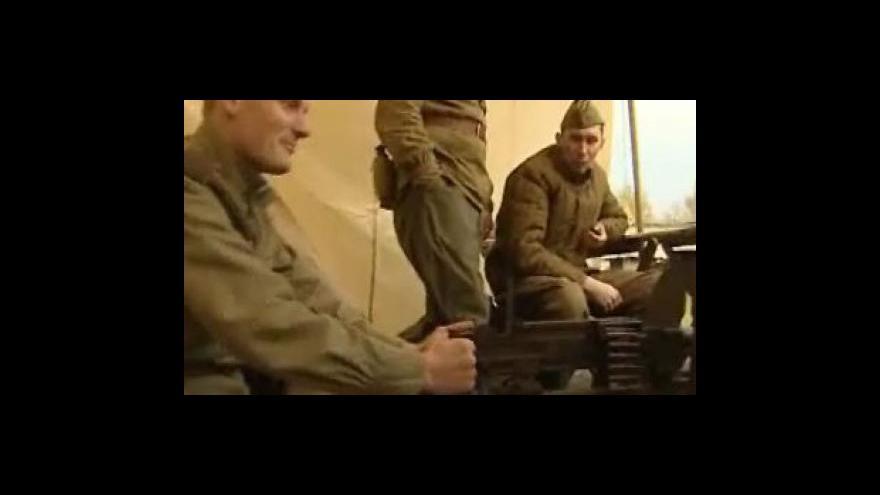 Video V Rahradě si připomínají 65. výročí osvobození Brna