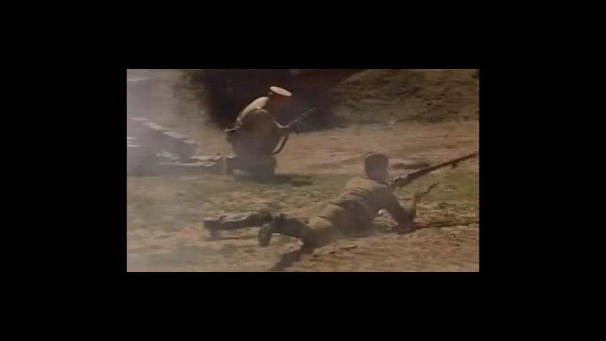 Video Ukázková bitva u Ořechova