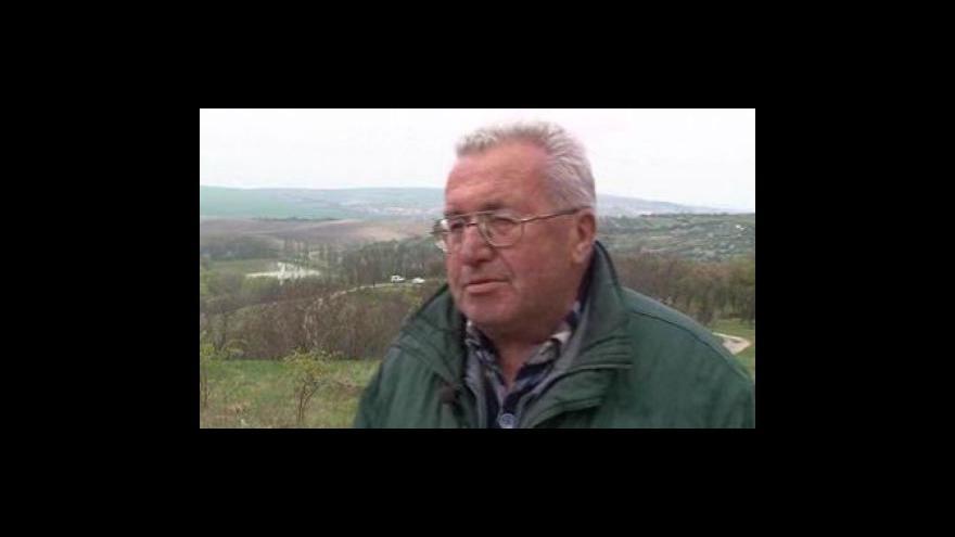 Video Rudolf Poslušný o první úrodě