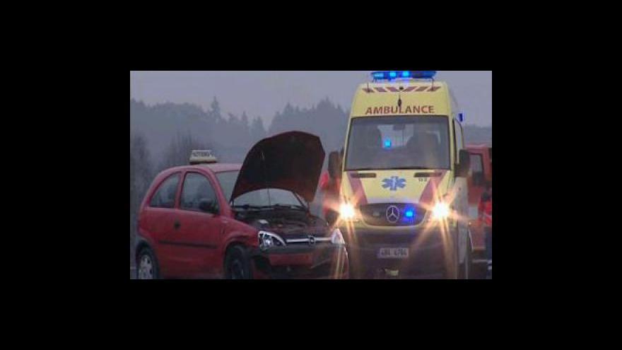 Video Milan Hoskovec, soudce, Okresní soud Brno-venkov, hovoří o podmíněném trestu řidiče