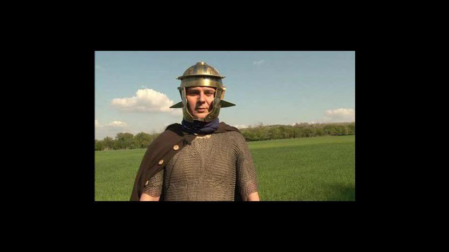Video Člen skupiny Marcomania Michal Žovinec o pochodu na Řím
