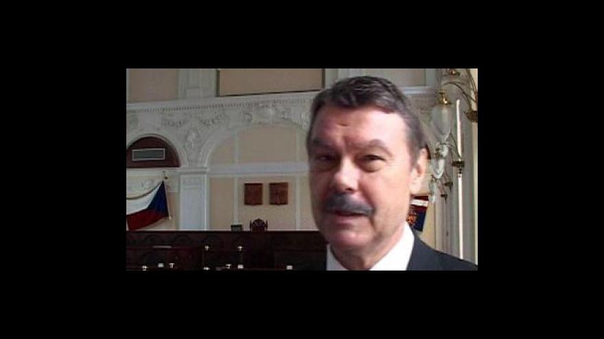 Video Generální konzul Ruské federace v Brně Valery Dergačev