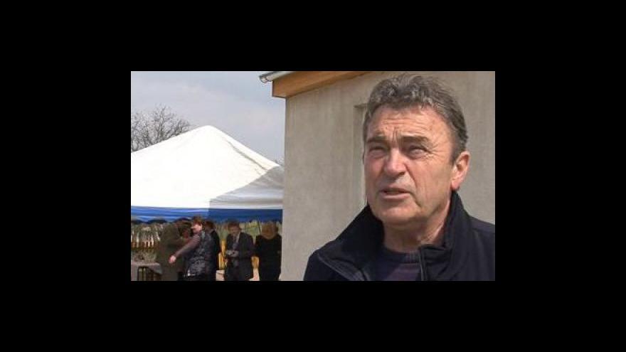 Video starosta Dolních Louček Ladislav Tichý (nez.)
