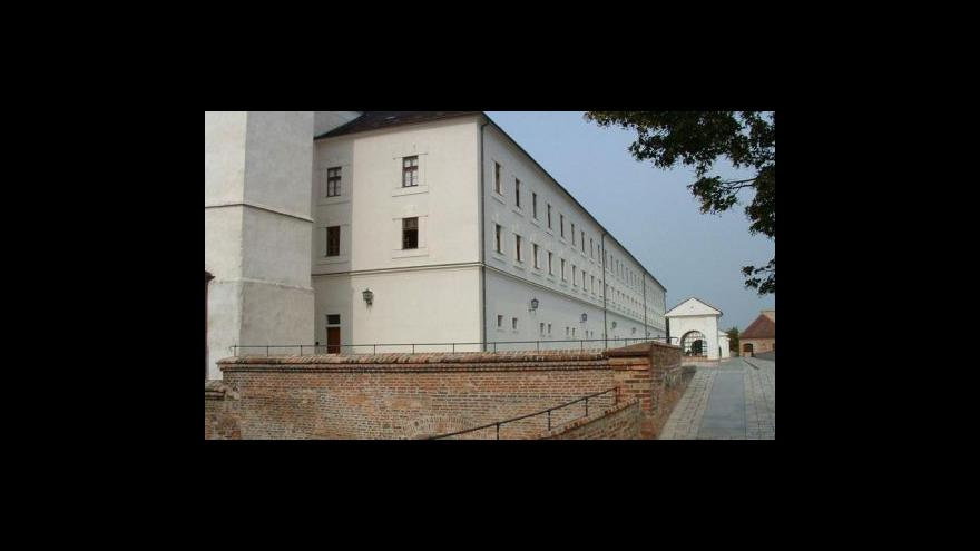Video Hrad Špilberk se dočká rozsáhlé rekonstrukce