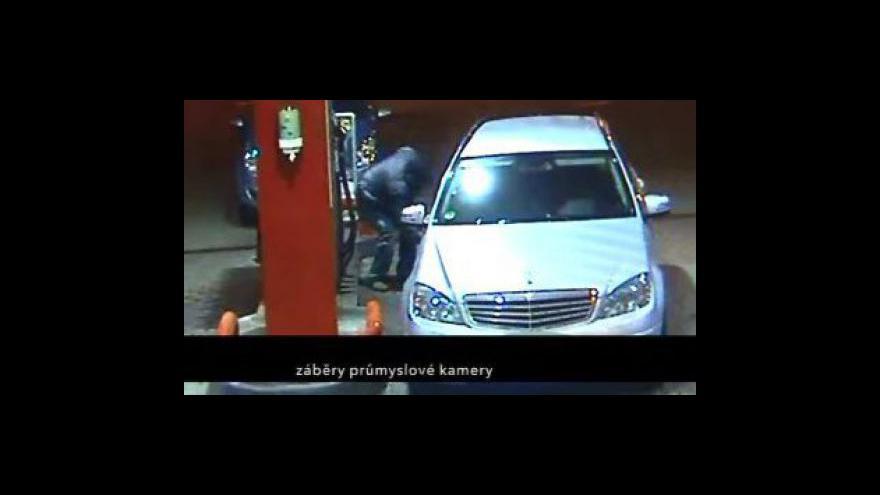 Video Na dálnicích řádí gang zlodějů, tzv. píchači