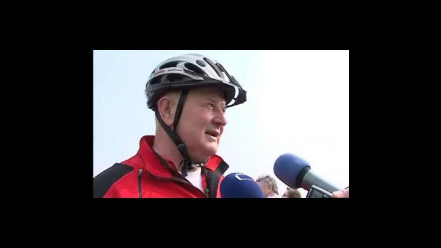 Video JaroslavKreml, předseda Regionu Podluží, o využití rozhledny