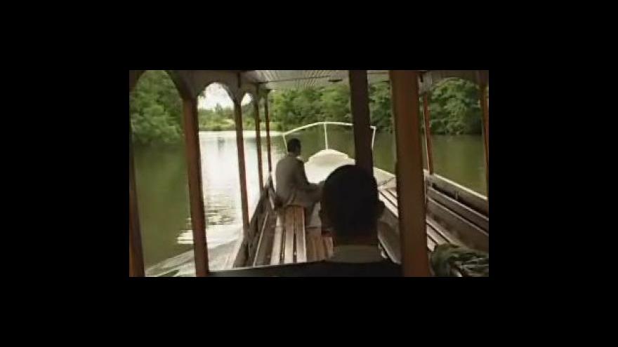 Video Vydejte se na plavbu po Dyji