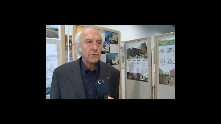 Video Rozhovor s Lubomírem Mikšem, předsedou Jihomoravského stavebního společenství