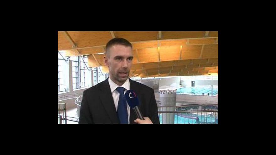 Video Rozhovor s Janem Urbancem, ředitelem STAREZ-SPORT, a.s., provozovatelem bazénu