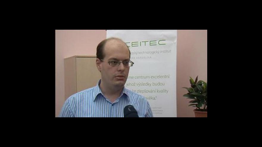 Video Ondřej Hradil, zástupce ředitele projektu CEITEC
