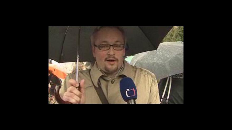 Video Roman Madecki, předseda Polského klubu v Brně