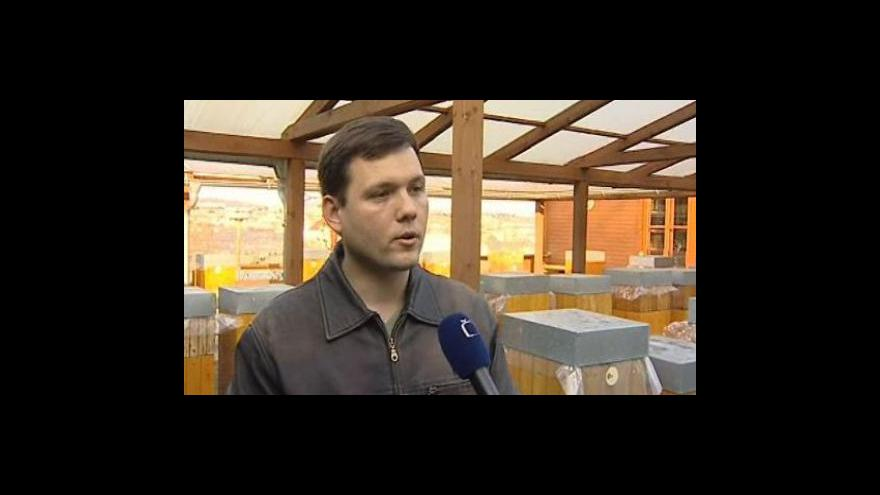 Video Antonín Přidal (vedoucí oddělení včelařství Agronomické fakulty Mendelovy univerzity) o dotacích pro včelaře