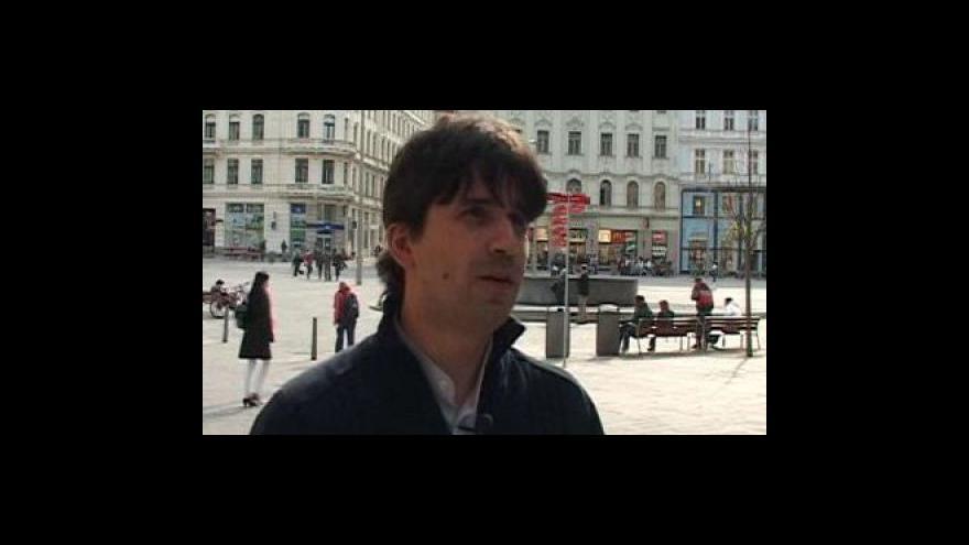 Video Jaroslav Suchý k cyklotrasám v Brně