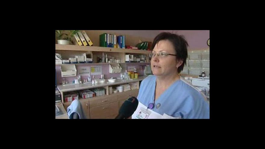 Video Zuzana Danišová, vrchní sestra hematoonkologického oddělení