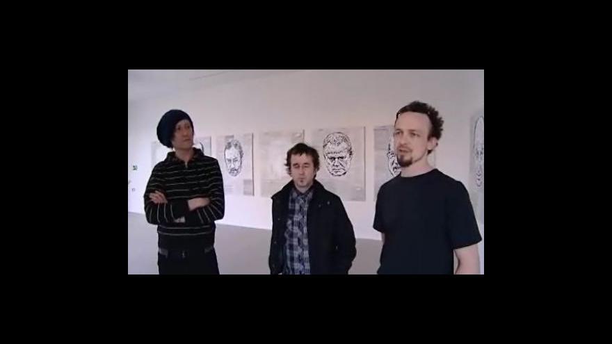 Video Petr Motyčka, člen skupiny Pode Bal