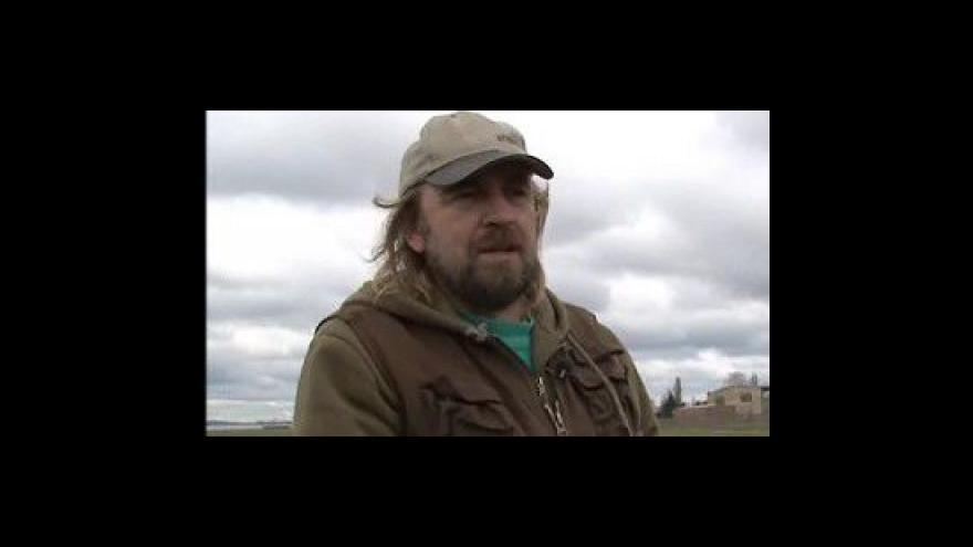 Video Ornitolog Zdeněk Machař o uplynulé zimě