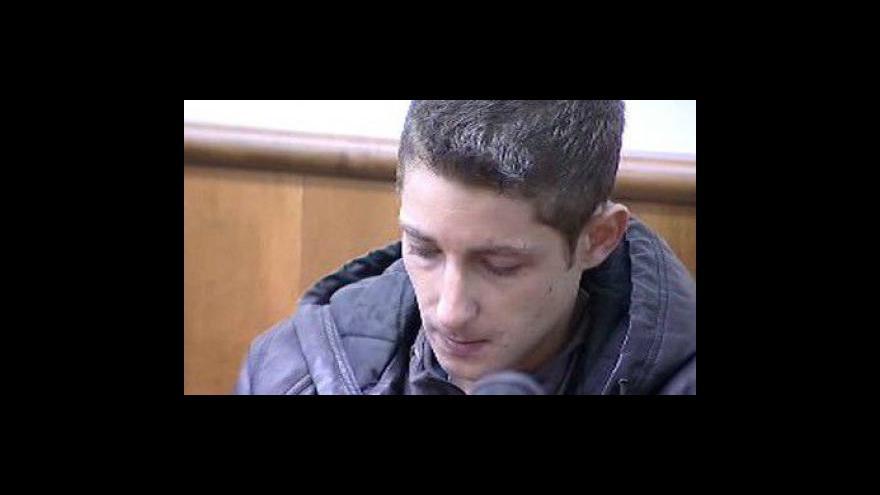 Video Josef Tichák, který byl obžalován ze smrti tří lidí, dostal osm let