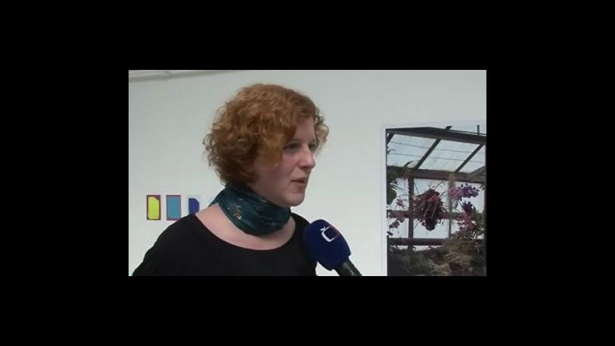 Video Lenka Vodičková o přístupných výstavách