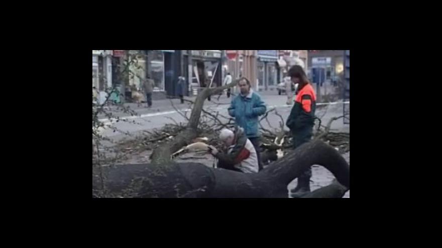 Video Loňské neštěstí ve Zlíně