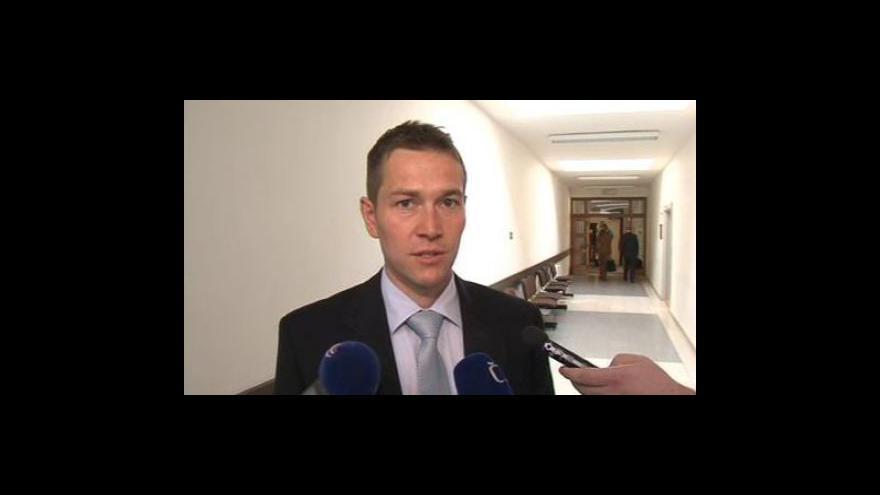 Video Daniel Ševčík, insolvenční správce