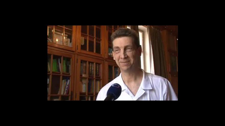 "Video Doktor Igor Crha o principu \""kometové metody\"""