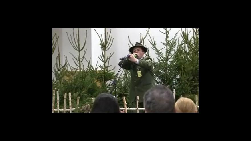 Video Na brněnském výstavišti soutěžili studenti mysliveckých oborů ve vábení jelenů