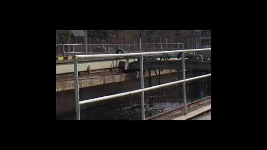 Video Ivančicko získalo peníze na rekonstrukci kanalizace a čističky odpadních vod