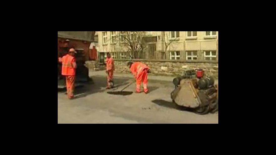 Video Jan Zouhar, ředitel SÚS JMK, o opravách poničených silnic
