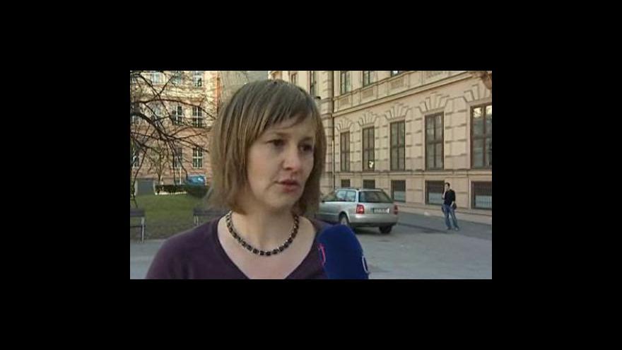 Video Anna Mrázová, mluvčí FN Brno