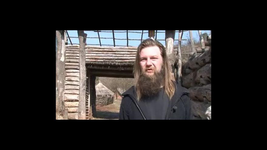 Video Aleš Olesov o skanzenu Isarno