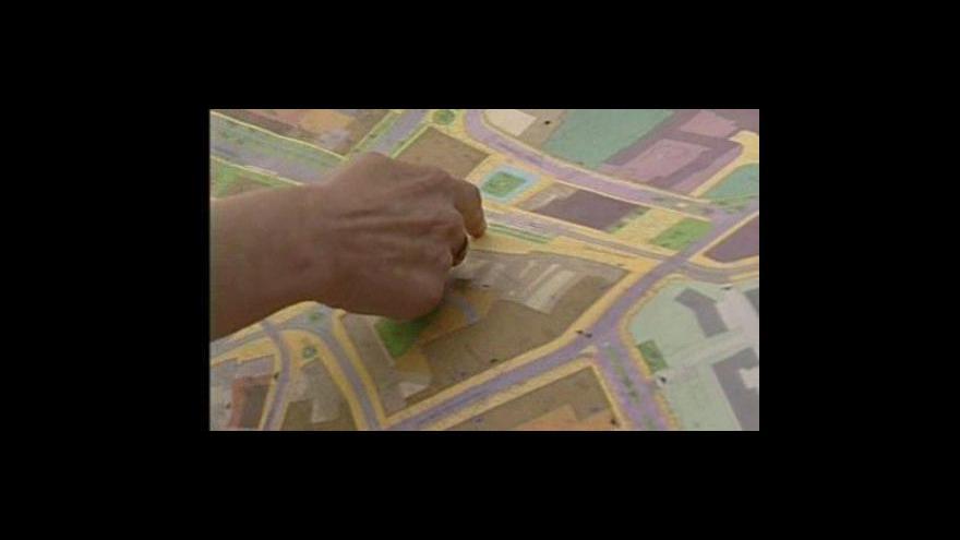 Video Náměstek brněnského primátora Martin Ander (SZ) k rekonstrukci Mendlova náměstí