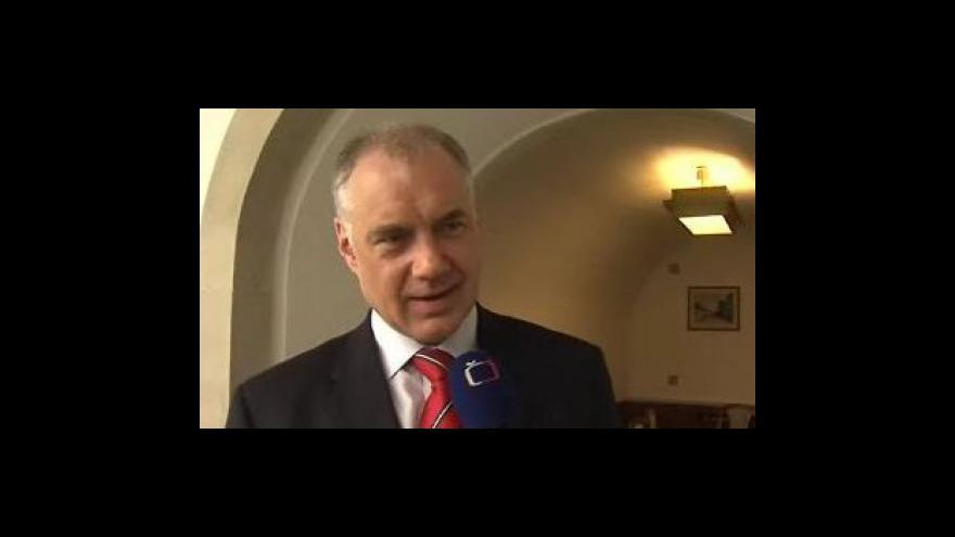 Video Daniel Rychnovský- náměstek primátora města Brna