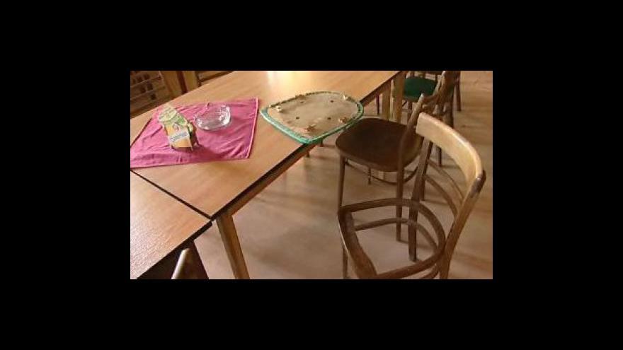 Video Rváči zdemolovali hospodu v Kyselovicích