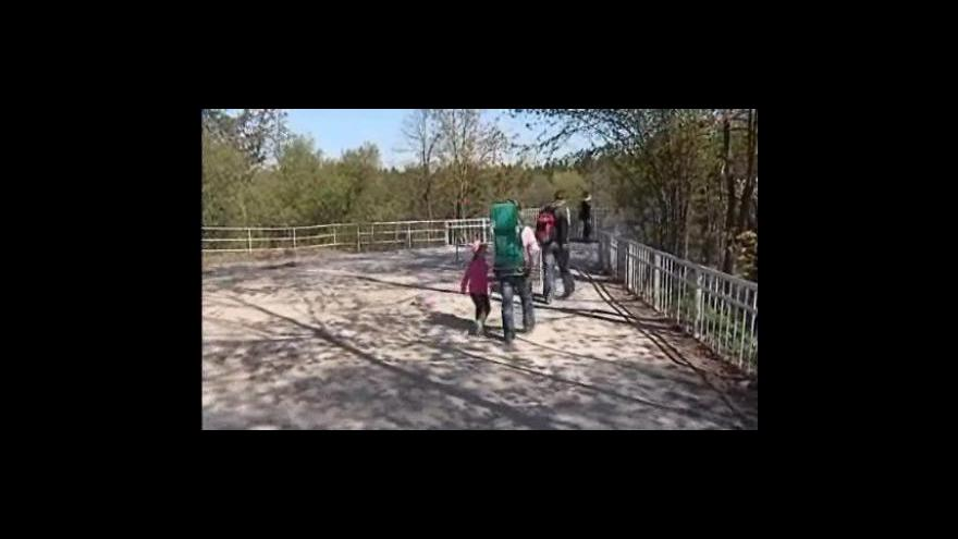 Video Můstek nad propastí Macocha