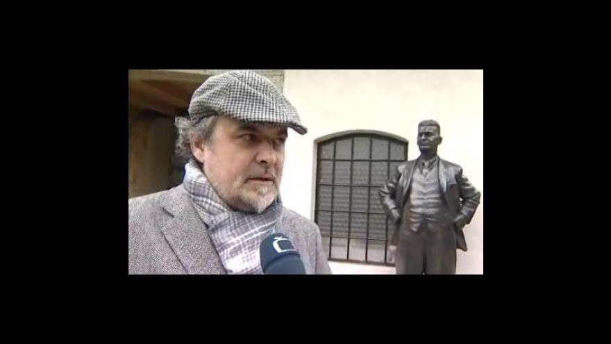 Video Rozhovor se sochařem Radimem Hanke