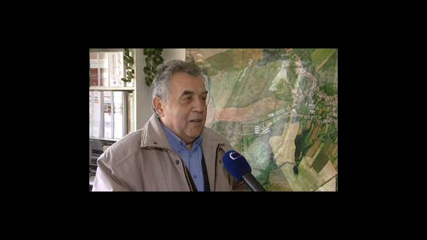 Video Vyjádření starosty Boršic Petra Matouška (ODS)